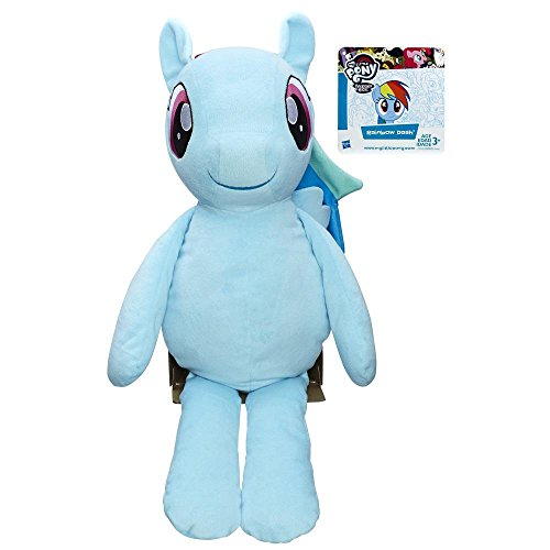 Hasbro My Little Pony C0122EP6 - Riesenplüsch Rainbow Dash, Plüsch (Dash Plüsch Rainbow)