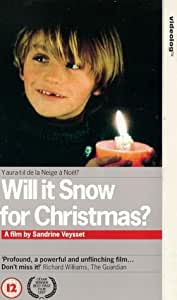 Will It Snow For Christmas? [VHS] [1997]