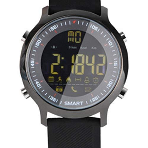 Full-featured Remote (bienddyicho Smart Watch Telefonanruf SIM Remote Kamera Informationen Smartwatch Display Armband Schrittz?hler Sport Schrittz?hler -rot)