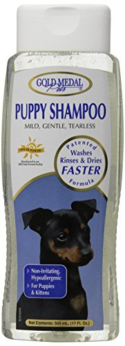 gold-medal-pets-puppy-shampoo-with-cardoplex-for-dogs-17-oz-by-gold-medal-pets
