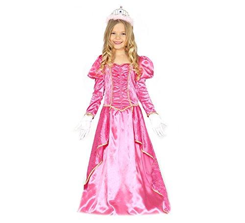 Disfraz de Princesa rosa infantil 3-4 años
