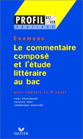 ✓ Read ☆ Le commentaire composé et l'étude littéraire : Pour ... thumbnail ✓ Read ☆ Le commentaire composé ...