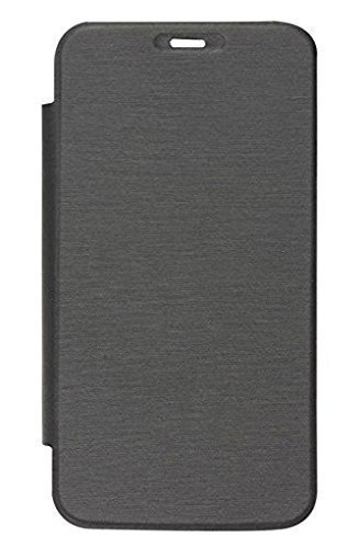Johra Synthetic Flip Cover Case For Micromax Canvas Spark 3 Q385