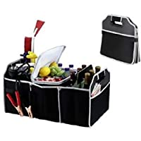 Car Trunk Organizer, Black