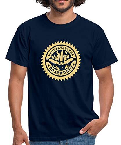 Projektleiter Bratwurst - Grill-T-Shirt thumbnail