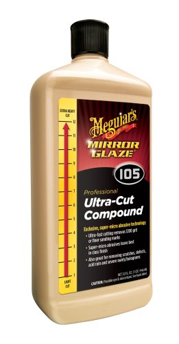 Preisvergleich Produktbild Meguiar's M105 - Ultra-Cut Compound - 946ml