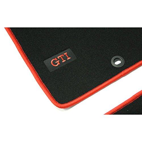Golf 2 GTI Textil Fußmatten Satz Original