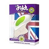 Doddl Messer Besteckset fur Kinder & Kleinkinder 2 Jahre +, ergonomisches Geschirr das das selbst füttern fördert, hilft Ihrem Kind Besteck richtig zu benutzen (Limetten Grün)