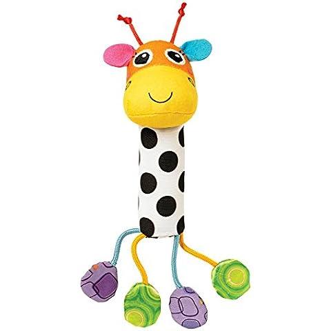 Lamaze LC27626 juguete de peluche - juguetes de peluche (Toy giraffe, Multi, Tela)