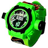 Ben 10 Projecter Watch Game Toy For Kids