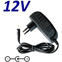 Cargador Corriente 12V Reemplazo Tablet Carrefour CT1020W CT 1020W Recambio Replacement