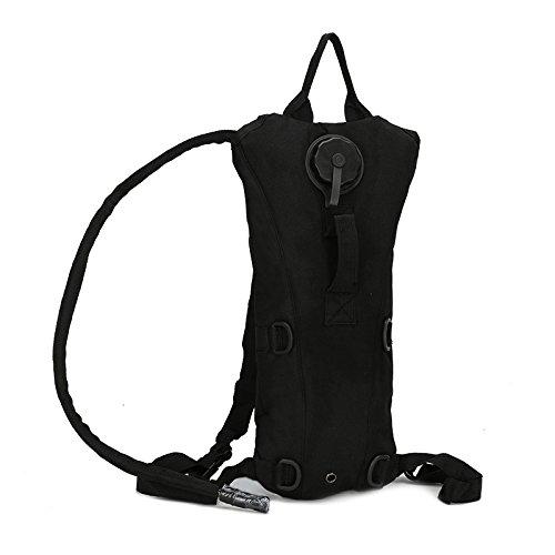 In Der Outdoor -, Tarnung, Reiten, Sport, Männer Und Frauen, Rucksack, Tasche Black