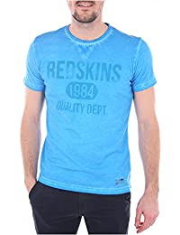 T-shirt Redskins Fabher Turquoise