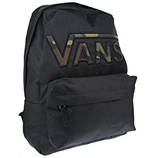 Vans Realm Fllying V Backpack Mochila Tipo Casual, 42 cm, 22 Liters