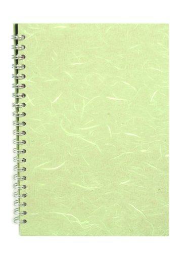 Silk Pink Pig - Prenota bozzetti (formato A4, 15 fogli), verde chiaro