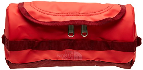 THE NORTH FACE Erwachsene Kulturbeutel BC Travel Canister, Rot/melnrd/clypscrl, S, T0ASTP