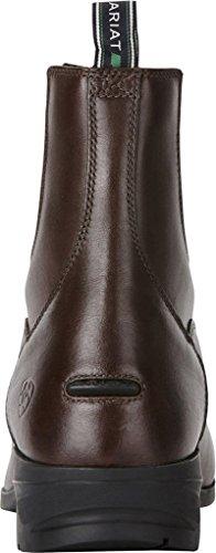 ARIAT Herren Stiefelette HERITAGE IV ZIP Paddock (mit Reißverschluss vorne) light brown
