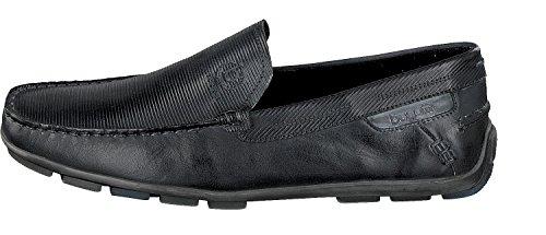bugatti Uomini Mocassino MARTIN 331-26260-1100 nero schwarz