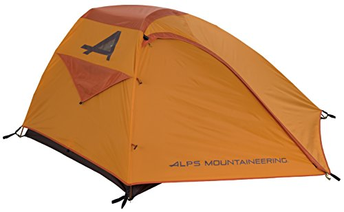 ALPS Mountaineering Zephyr 2 Dome Tent, Brown, One Size