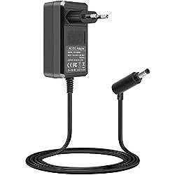 ABClife Chargeur pour Dyson Aspirateur V6 V7 V8 DC58 DC59 DC61 DC62 SV03 SV04 SV05 SV06 AC Adapter, Remplacement Adaptateur Chargeur De Batterie EUR Power Supply 26.1V 780MA