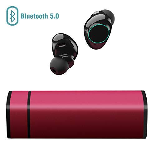 Auricolari Bluetooth 5.0, Cuffie Bluetooth Muzili TWS Leggeri Hi-Fi...