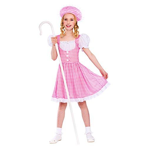 Little Bo Peep (8-10) (Bo Peep Kostüm Kostüm)