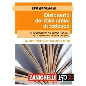 Falsche freunde auf der lauer-Dizionario dei falsi