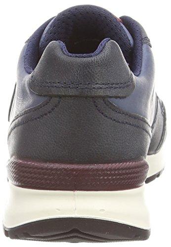 ECCO Cs14 Ladies, Sneaker Basse Donna Blu(Marine/Marine/Morillo 59365)