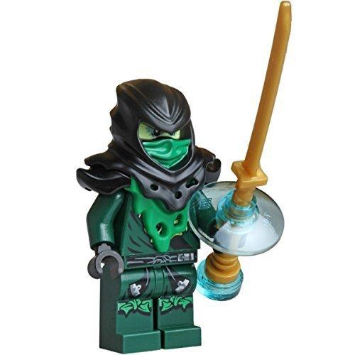 LEGO Ninjago Minifigure - Lloyd Ghost Evil Possessed