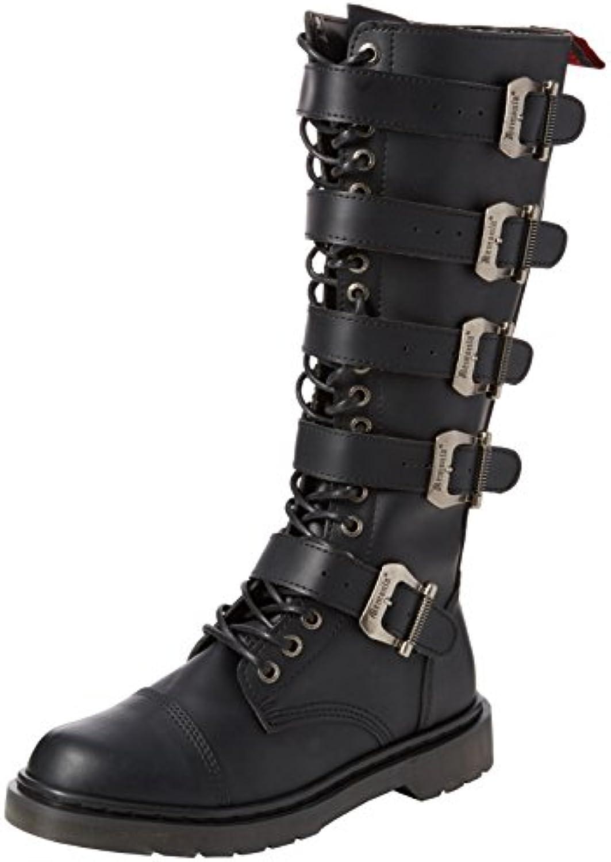Demonia Herren Defiant 420 Klassische StiefelDemonia Defiant 420 Klassische Stiefel Schwarz Billig und erschwinglich Im Verkauf