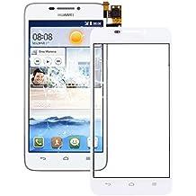 Piezas de repuesto para teléfonos móviles, IPartsBuy Montaje del digitizador de la pantalla táctil de Huawei Ascend G630 ( Color : Blanco )