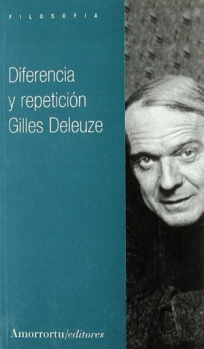 Diferencia y repetición (Filosofía)