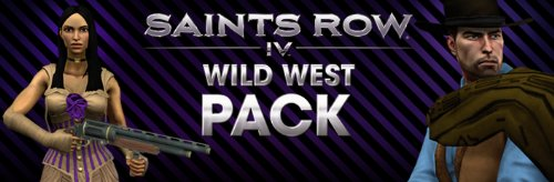 Saints Row 4 Wild West Pack DLC