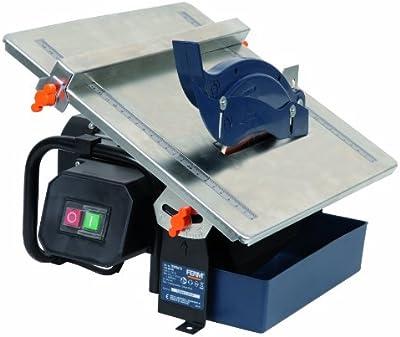 Ferm TCM1010 - Máquina para cortar azulejos (600 W)