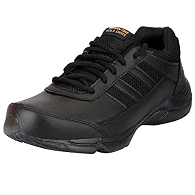 Action Unisex Ultra Light Lace Up School Time Shoes