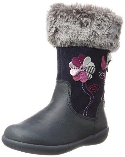 Garvalin Mädchen 171404 Stiefel, Blau (Azul Marino), 25 EU (Schuhe Mädchen, Garvalin Kinder,)