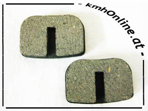 kmhOnline Pocket Bike / Dirt Bike Bremsbeläge (Set - 2 Stk.) (Bike Dirt Bremsbeläge)