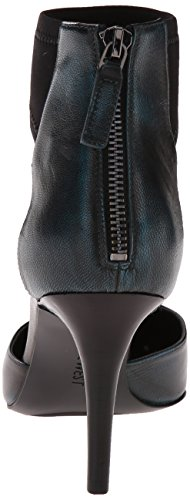 Neuf Pompe Robe en cuir Proper Ouest Blue/Green/Black