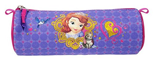 Sofia the First Almost Royal – Bolsa con Cremallera