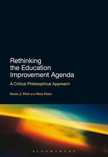 Rethinking the Education Improvement Agenda: A Critical ...