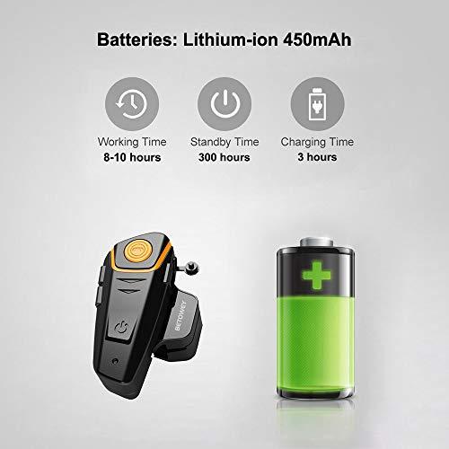 Mini USB, Cavo Duro Mini USB Duro Auricolare e Altoparlante per Interfono Moto Bluetooth BT-S2 e BT-S3