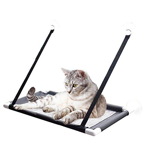 Yannuo Cat Diy Sunny Seat Ventana Hamaca Tiene Capacidad Para 10 Kg (A)
