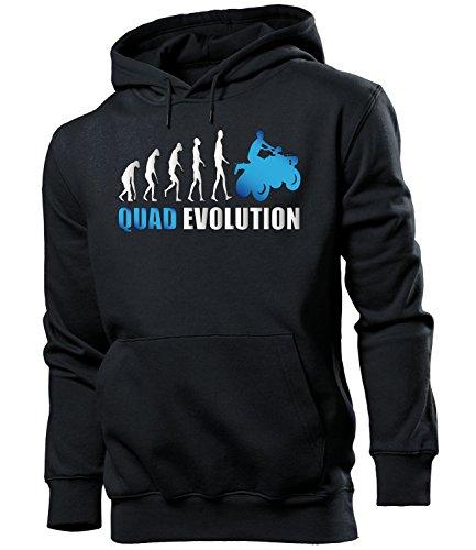 QUAD EVOLUTION 548(HKP-SW-Blau) Gr. XL Schwarz / Blau