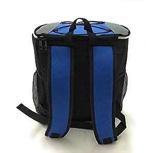 41T1eV%2Bl3TL. SS300  - Mochila térmica BackPack Azul Dealux 19 litros