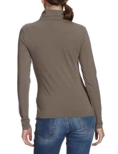LERROS Damen Langarmshirt 3193041 Beige (Pebble 162)