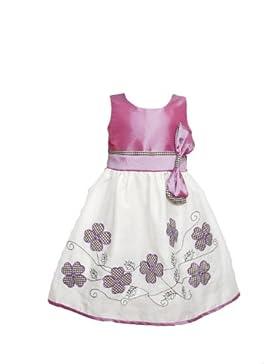 Cinda Mädchenkleid (Blumen)