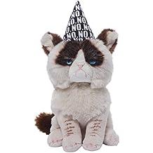 Enesco 4050493 - Gund gato gruñón, muñeca