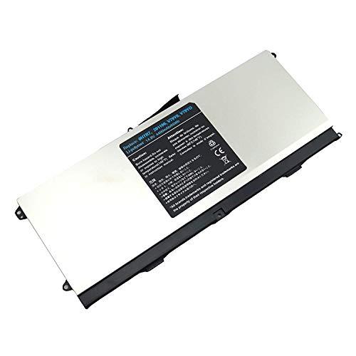 / 65Wh 0HTR7 0NMV5C NMV5C 075WY2 Laptop Akku für Dell XPS 15z L511Z ()