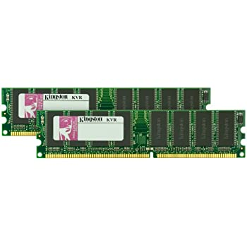 Kingston Technology - Memoria RAM DDR 2 GB PC400