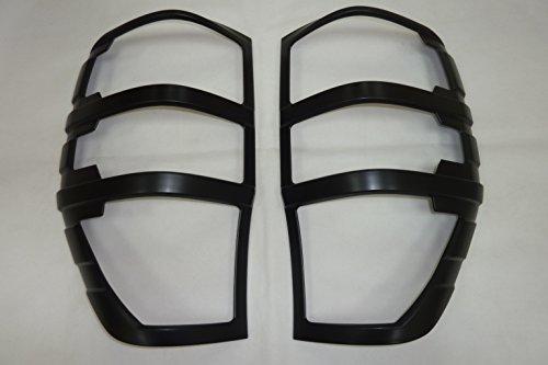 Preisvergleich Produktbild Connis Limited frt6mbrlc2012matt schwarz, hinten Rücklicht Lampe Bezüge